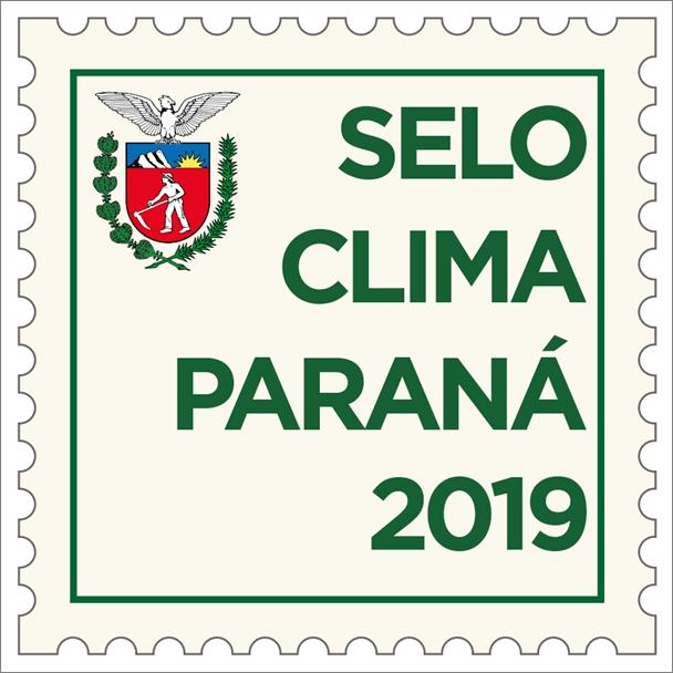 selo clima paraná 2019